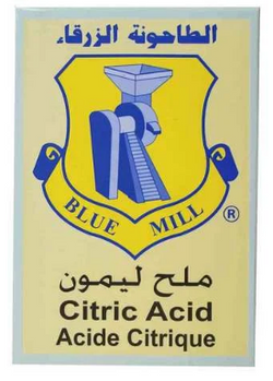 Blue Mill Citric Salt 80 Gram