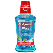 Colgate Mouthwash Plax Pepper Mint 250 Ml