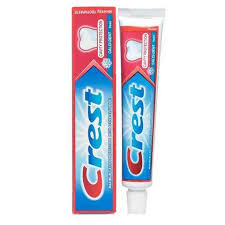 Crest Toothpaste Cavity Protection Fresh Mint 50 Ml