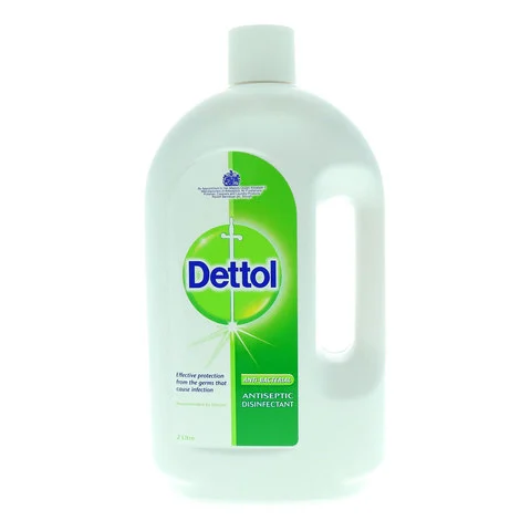 Dettol Anti-Bacterial Antiseptic Disinfectant 2 Liter - MartDeliver