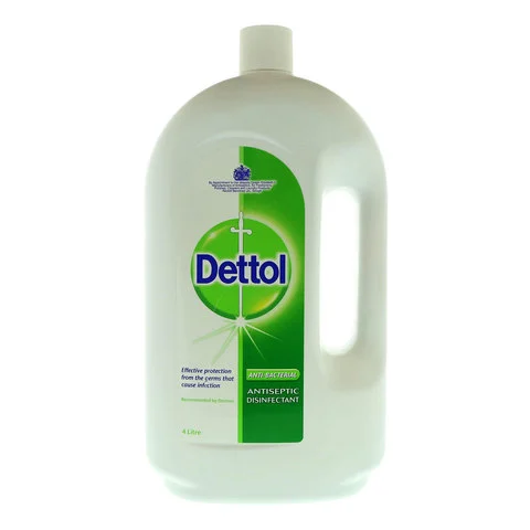 Dettol Anti-Bacterial Antiseptic Disinfectant 4 Liter - MartDeliver