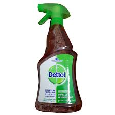 Dettol Anti-Bacterial Surface Disinfectant 500 Ml