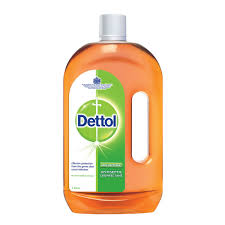 Dettol Anti Bacterial Antiseptic Disinfectant 1 Liter