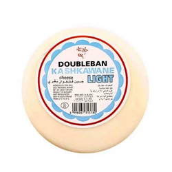 Doubleban Kashkawane Cheese Light 250 Gram