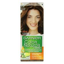Garnier Chocolate Color Naturals Crème No.6.34