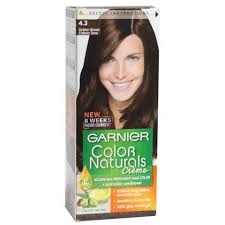 Garnier Color Hair Golden Brown No.4.3