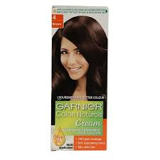 Garnier Color Naturals Crame Permanent Hair Color No.4