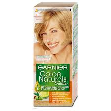 Garnier Color Naturals Creme Hair Color Light Blonde No.8