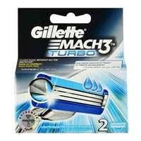 Gillette Blades Mach3 Turbo 2 Pieces