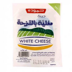 Hammoudeh Cheese White With Kizha 250 Gram