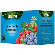 Lavina Herbal Forest Fruits 20 Bag - MartDeliver