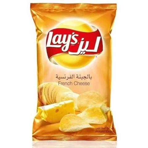Lay's Chips Potato French Cheese Flavor 35 Gram - MartDeliver