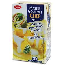 Master Gourmet Chef Fresh Cooking Cream 1 Liter - MartDeliver