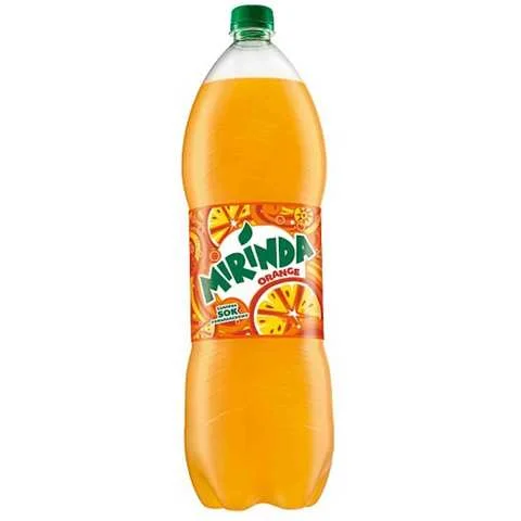 Mirinda Drink Orange Flavor Plastic 2 Liter - MartDeliver