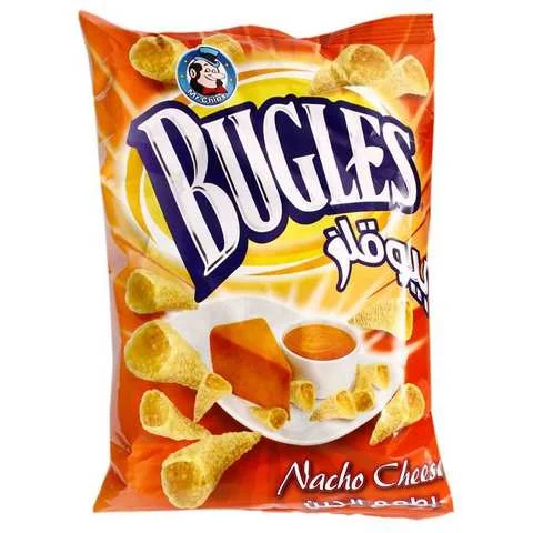 Mr.Chips Bugles Cheese Flavor 95 Gram - MartDeliver