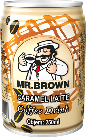 Mr Brown Iced Coffee Caramel - MartDeliver