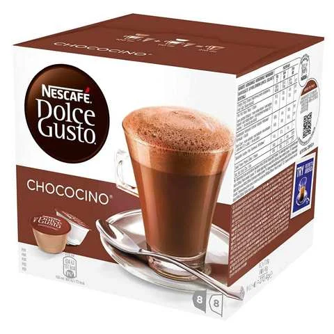 Nescafe Dolce Gusto Capsules Chococino 16 Pieces - MartDeliver