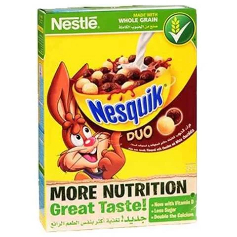 Nestle Nesquik Cereal Duo 335 Gram - MartDeliver