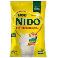 Nestle Nido Fortified Full Cream Milk Powder Pouch 2.250 Kg