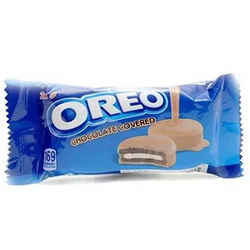 Oreo Biscuit Enrobed Chocolate Covered 34 Gram