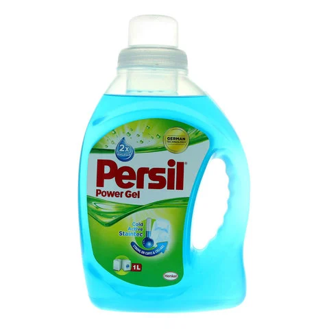 Persil Power Gel Blue 1 Liter - MartDeliver
