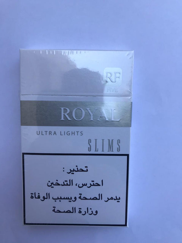 Royal Ultra Light Slim - MartDeliver