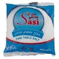 Sasi Fine Table Salt Iodized Nylon 500 Gram - MartDeliver