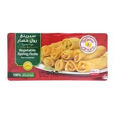 Siniora Spring Rolls Vegetable 300 Gram - MartDeliver