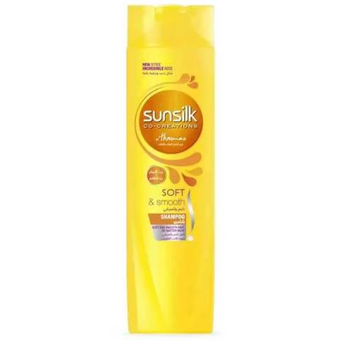 Sunsilk Shampoo Soft And Smooth 350 Ml - MartDeliver