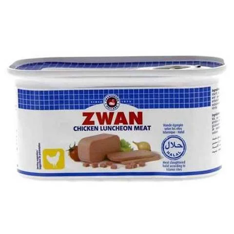 Zwan Chicken Luncheon Meat 200 Gram - MartDeliver