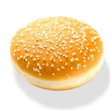 Jawad Burger Bread with sesame