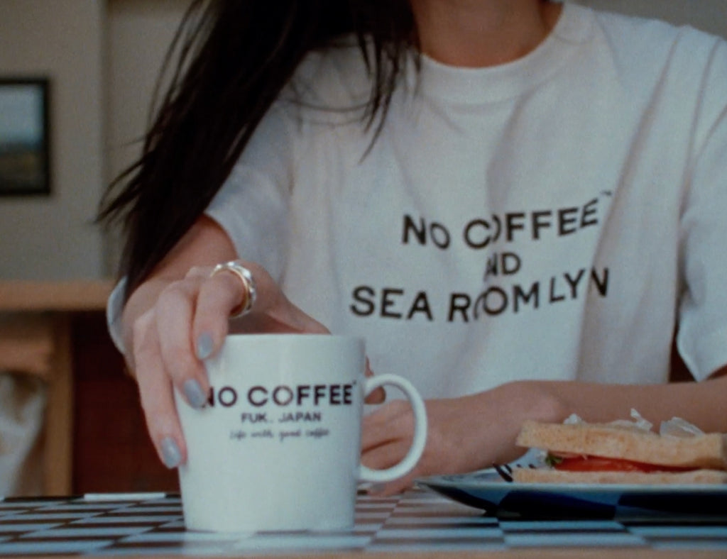 NO COFFEE AND SeaRoomlynn