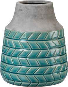 Vase - Tall Turquoise