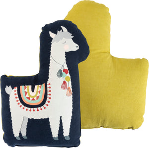 Shaped Pillow - Llama