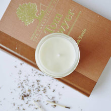 Load image into Gallery viewer, Sandalwood & Vanilla Soy Candle by Abboo Candle Co