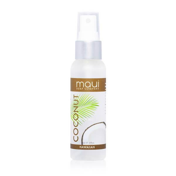Hawaiian Body Mist - Alcohol-Free & Hydrating
