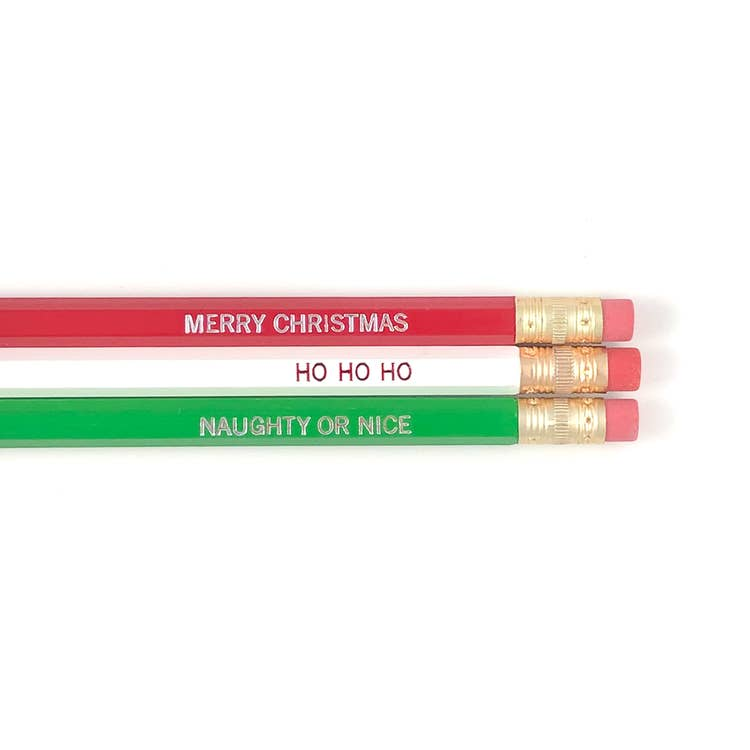 Christmas Pencil Pack