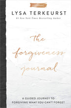 Load image into Gallery viewer, The Forgiveness Journal: A Guided Journey to Forgiving What You Can't Forget Hardcover