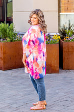 Load image into Gallery viewer, Summer Tie Dye Kimono