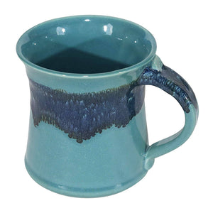 Clay in Motion Medium Mug - Raging Rapids