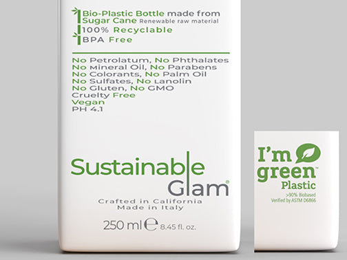 Sustainable Glam Imgreen Seal