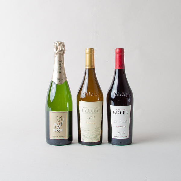 ROLET PACK (3x Bottles) - Jura wines