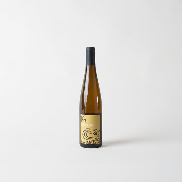 "2016 - KUMPF AND MEYER - AOC Alsace Riesling ""Westerberg"""