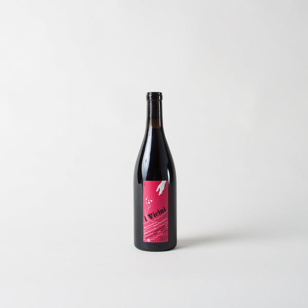 "2017 - JEAN YVES PERON - Vin Cee Rouge -  ""Vicini Barbera"" - Italy"