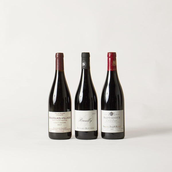 BEAUJOLAIS PACK Reds (x3 bottles)