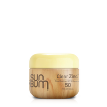 Load image into Gallery viewer, Sun Bum Original SPF 50 Clear Zinc 1oz