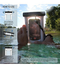 Load image into Gallery viewer, Gecko - Float Phone Dry Bag