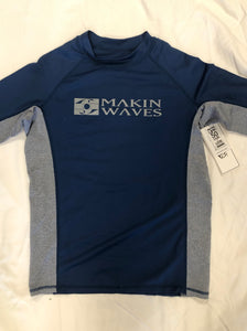 Rashguard Boys - Makin Waves Boys Short Sleeve