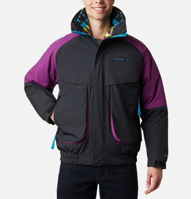 Jacket - Columbia Powder Keg Interchange Jacket