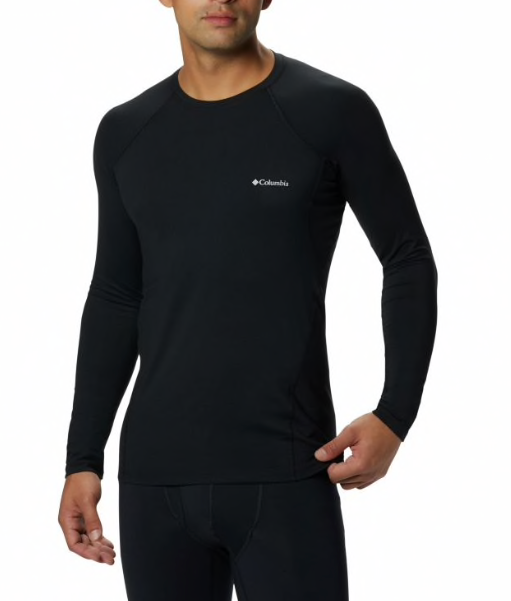 Base Layer - Columbia Midweight Stretch Long Sleeve Base Layer Top